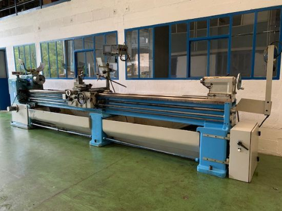 Reference: TOU142 ModelHB 575 Ø over the bed (mm)575 Spindle bore (mm)51 Distance between-ce