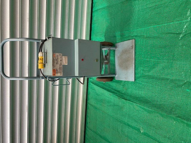Gullco Heated Flux Hopper for drying Submerged Arc Welding Flux  Choice of two