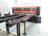 2500mm x 6.5mm Mechanical Guillotine/Shear, Return to Sender Sheet Conveyor, Programmable Front Gauging Arms