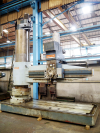 10' / 3048mm Radial Drill, No. 6 Morse Taper