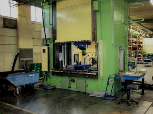 TRANEMO 500-ton Hydraulic Press for sale : Machinery-Locator com