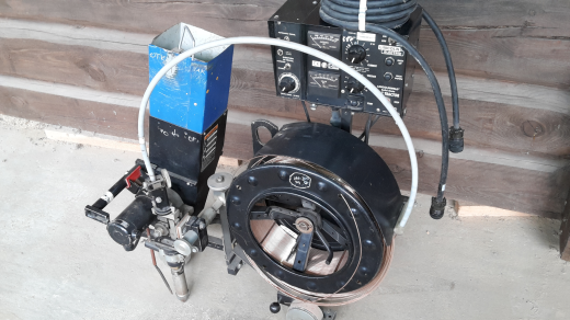 Lincoln LT7 Submerged Arc Welding Tractor for sale ...