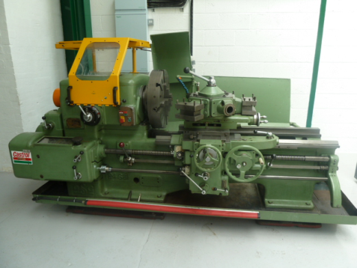 DEAN SMITH & GRACE Model 24SB Surfacing & Boring Lathe for ...