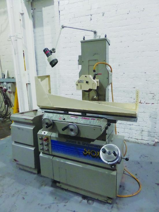JONES & SHIPMAN 540X Surface Grinder for sale : Machinery ...