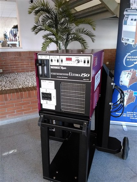 Thermal Arc Ultima 150 Plasma Welding System For Sale