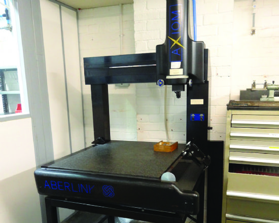 Aberlink Axiom Manual CMM for sale : Machinery-Locator.com