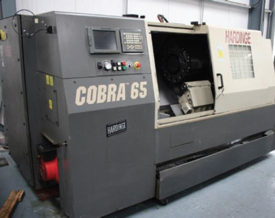 Hardinge Cobra 65 Cnc Lathe For Sale Machinery Locator Com