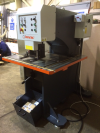 IMAC HPM 500/30 HYDRAULIC SINGLE END PUNCHING MACHINE
