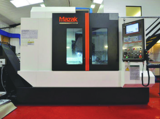 Mazak Smart 530C Vertical Machining Centre for sale