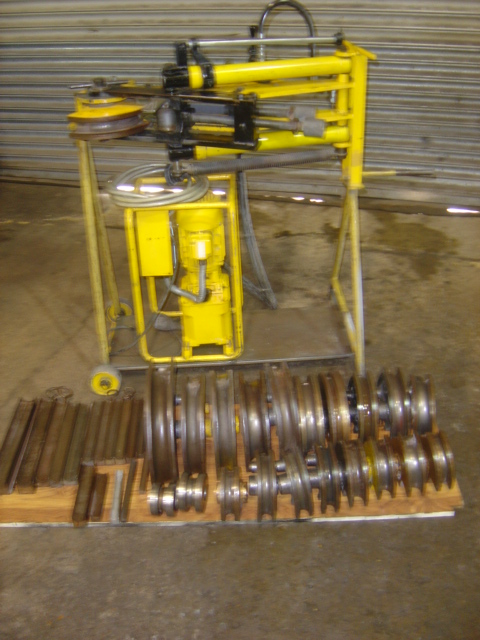 Hilmor Rh3m Hydraulic Pipe Amp Tube Bender For Sale