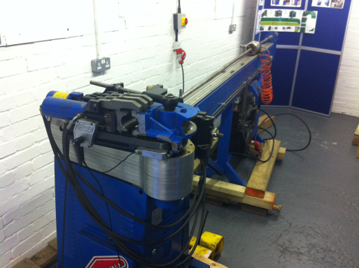Used Ercolina Mandrel Tube Pipe Bender for sale : Machinery
