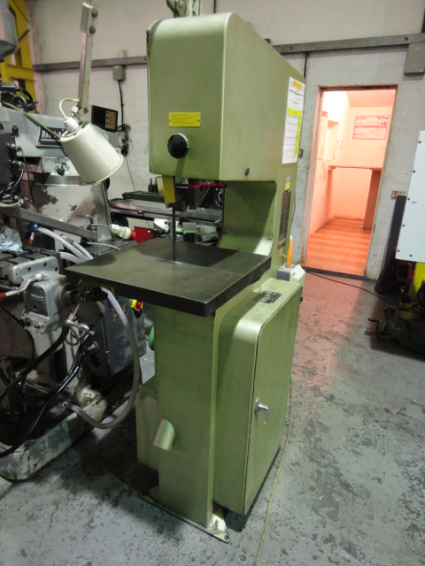 Startrite 18-T-10 Vertical Band Saw for sale : Machinery ...