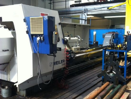 Weiler E90 D3 Cnc Oil Country Lathe For Sale Machinery