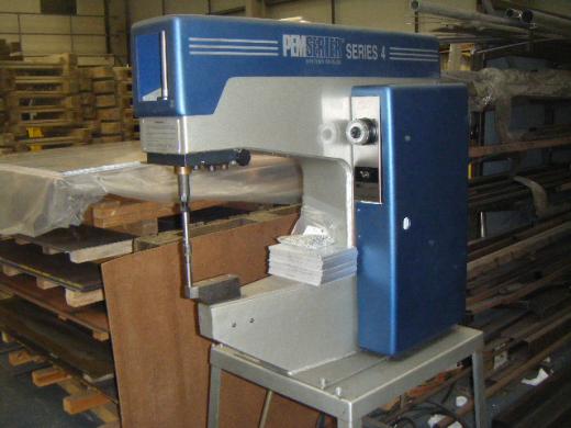 PEMSERTER SERIES 4 BUSH INSERTER for sale : Machinery ...