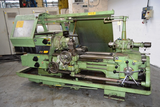 Ward 7d Prelector Turret Lathe For Sale Machinery