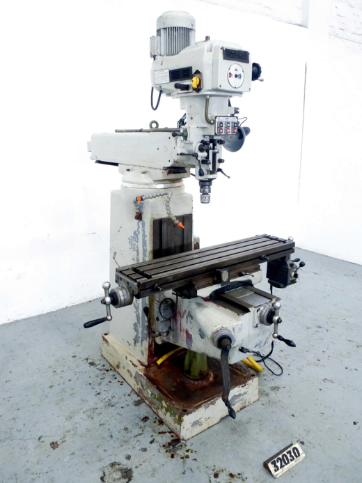 Turret Milling Machine for sale : Machinery-Locator.com