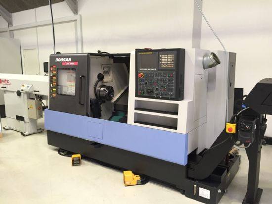 Doosan Lynx 300m Cnc Lathe For Sale Machinery Locator Com