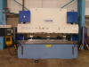 100 ton x 3100mm Downstroke 6 Axis CNC Press Brake, Cybelec DNC 7200 Control
