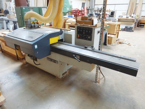 Guilliet KXY 220 4-Sided Planer for sale : Machinery-Locator com