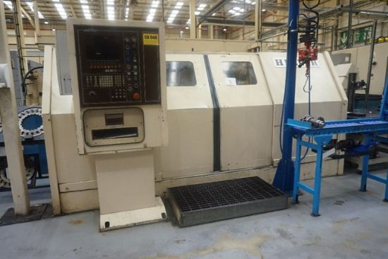Heller Rfk200 800 1 Cnc Internal Crankshaft Milling Machine For Sale