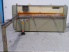 2550mm x 4mm Hydraulic Guillotine/Shear