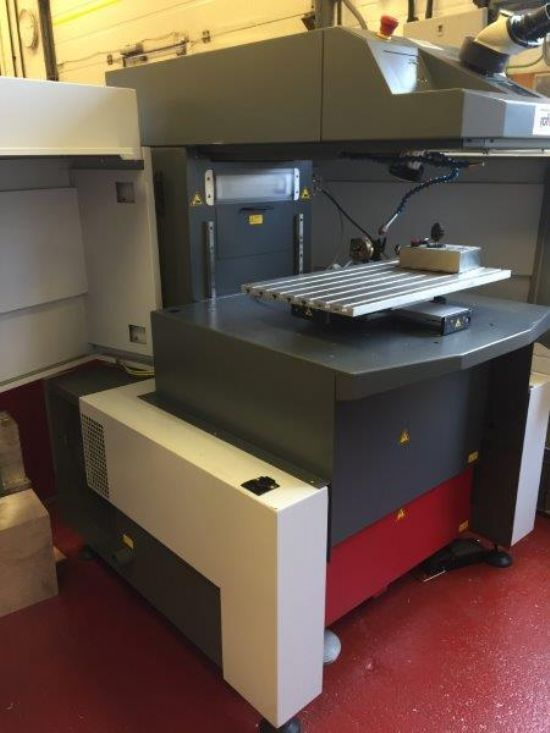 Rofin Integral Laser Welder Macro Marker For Sale