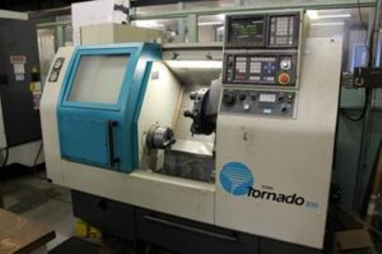 Colchester Tornado 100 Cnc Lathe For Sale Machinery