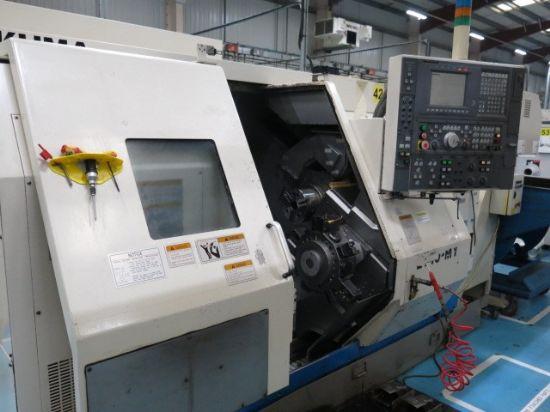Okuma Lt10 My Cnc Twin Head Lathe For Sale Machinery