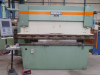 50 ton x 2500mm CNC Downstroking Press Brake.  Delem DA-56 control.