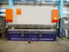 200 ton x 4100mm 4 axis CNC Press Brake with Cybelec Modeva 10S control.