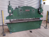 50 ton x 10'1/ 3073mm Hydraulic Downstroke Press Brake.