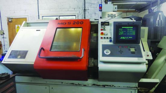 Gildemeister MDS 200 for sale : Machinery-Locator com