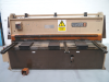 2500mm x 6.5mm Hydraulic Guillotine.  With Elgo Programmable back gauge