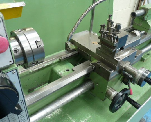 BOXFORD 280 STRAIGHT BED CENTRE LATHE for sale : Machinery ...