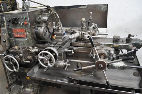 Herbert 2d Capstan Lathe For Sale Machinery Locator Com