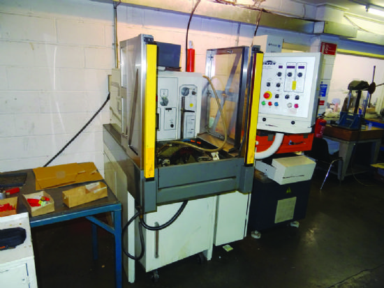 Sunnen ML-2000 precision horizontal honing machine for sale