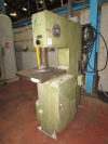 20 / 508mm Bandsaw and Brazing machine