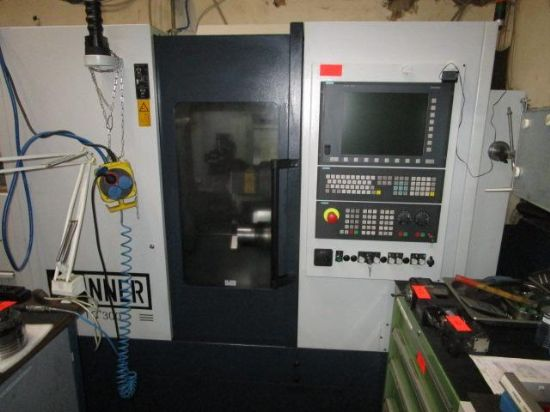 Spinner Tc30052smcy Cnc Lathe For Sale Machinery Locator Com