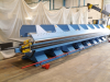 8000mm x 1.5mm CNC Folder.with full length slitter.Manufactured 2010