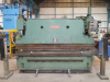 100 ton x 10' 3 / 3124mm Hydraulic Press Brake.