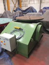 Used Bode 5 Ton Heavy Duty Welding Positioner .