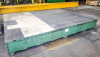 Cast Iron Surface Plate  3.6 x 3m