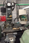 Bridgeport Series I CNC Mill