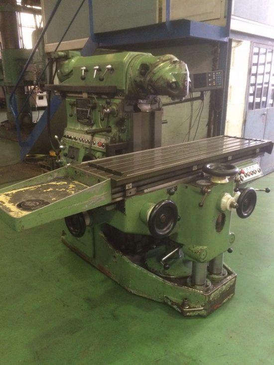Huron Mu5 Milling Machine For Sale Machinery Locator Com