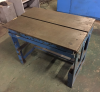 Cast Iron Table Windley Bros with Tee Slot 36 x 24 x30