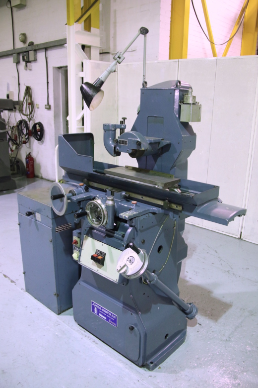 Jones And Shipman 540 H Surface Grinder For Sale