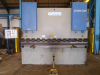 200 ton x 3100mm NC Downstroke Hydraulic Press Brake.  with Sick Light Guards