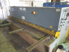 MANTECH3200mm x 6mm HYDRAULIC GUILLOTINE SHEAR