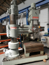 ASQUITH Power Thrust 2PT 12-54 Radial Arm Drill