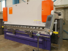 160 ton x 4000mm 4 axis CNC Press Brake. Manufactured 2011.  Cybelec DNC880S Control.